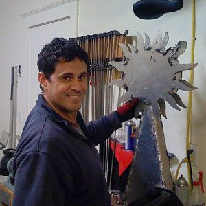 Paulo Silva Denver Custom Metal Work Furniture About Fine Art Custom Furniture Boulder Denver Colorado